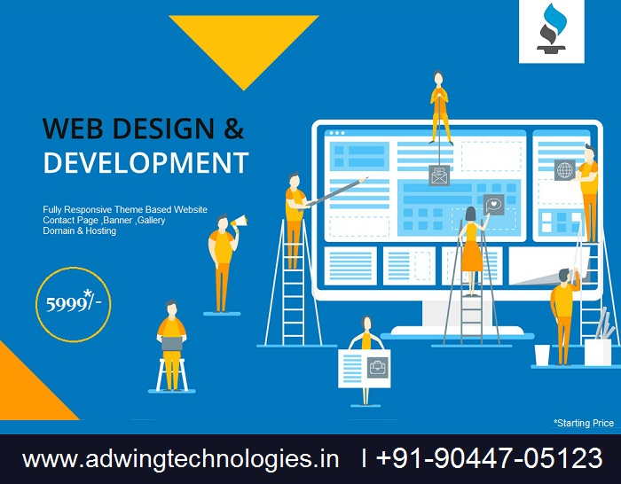 Website Development company in Mirzapur