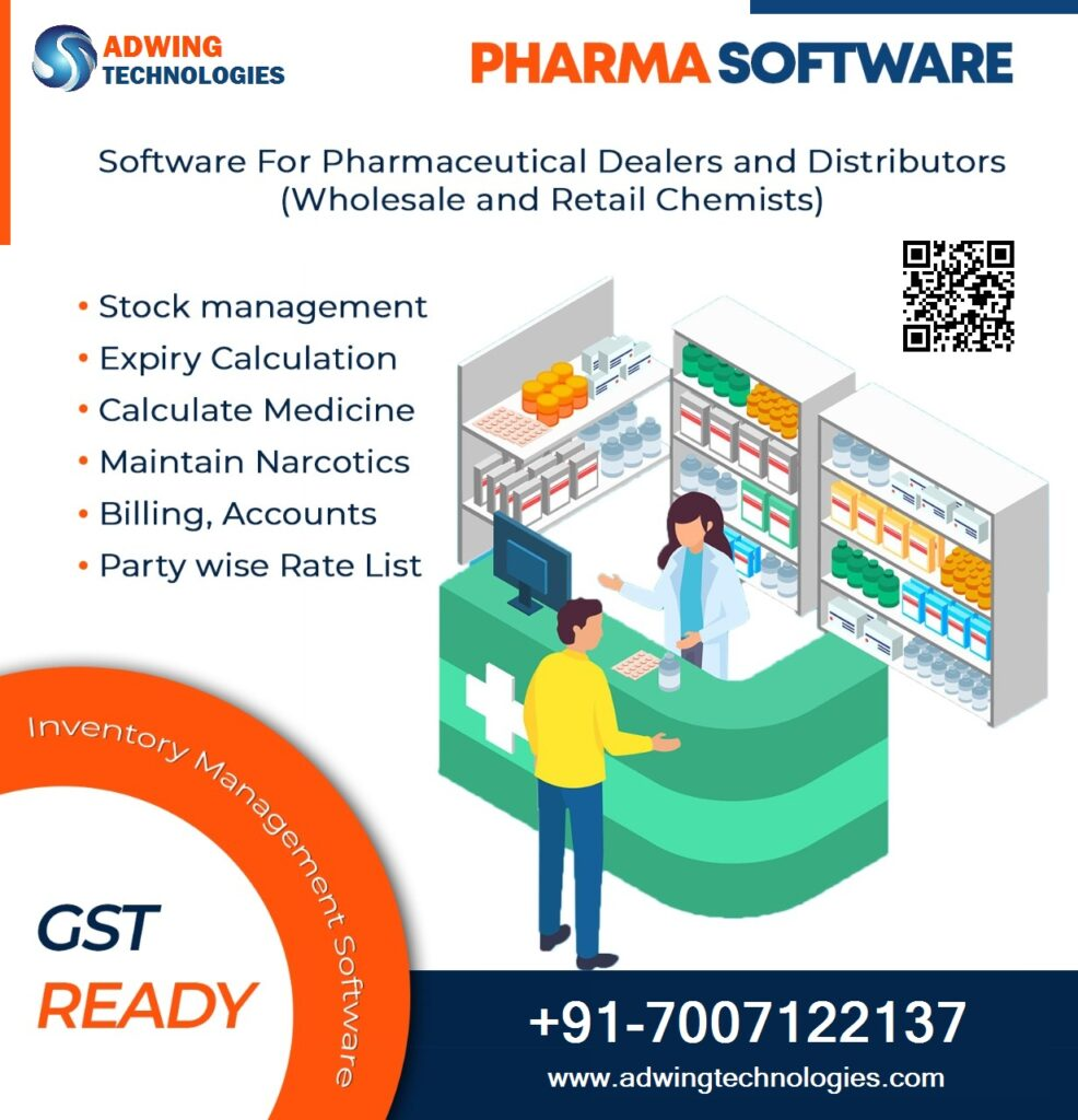 Medical & Pharmacy Software